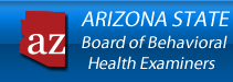 Welcome To The Board Of Behavioral Health Examiners Arizona Board